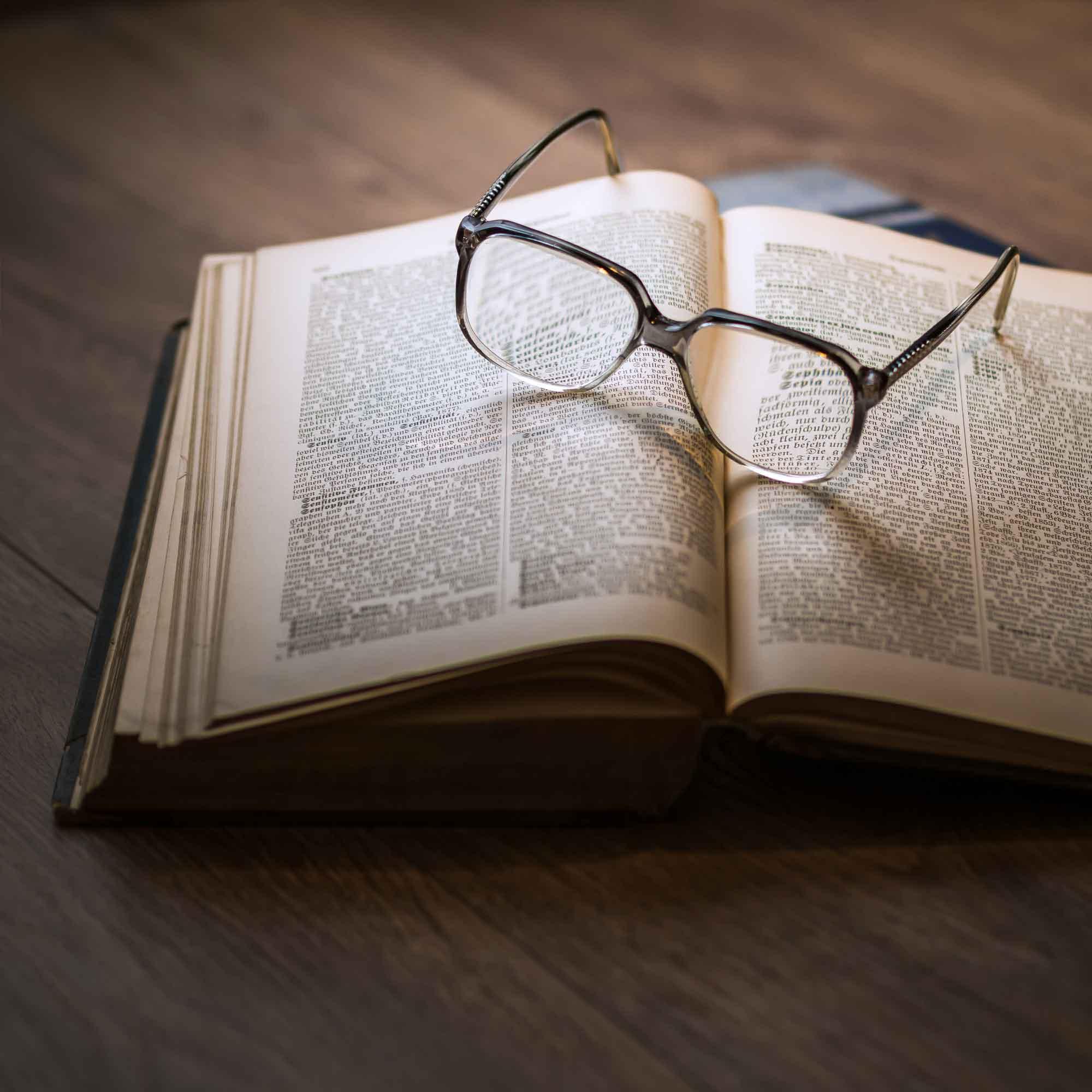 Le lexique des termes du mal de dos